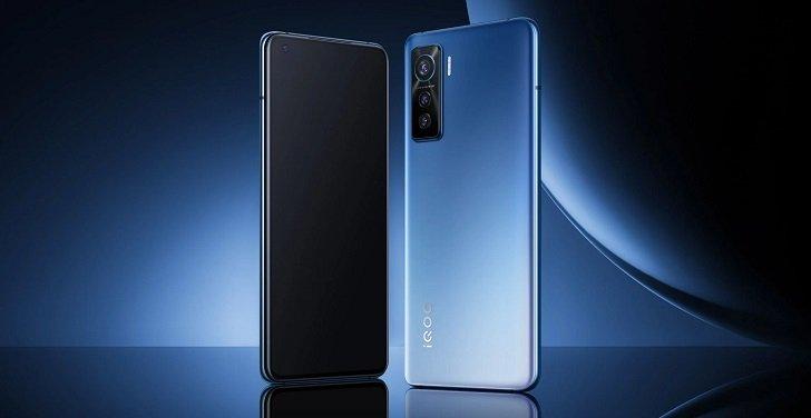 iQOO 5 5G представлен официально