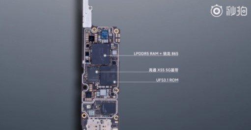 Официальная разборка Xiaomi Mi 10 Ultra