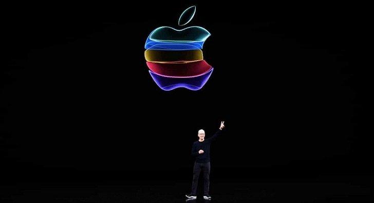 Apple стала первой американской компанией с капитализацией 2 трлн долларов