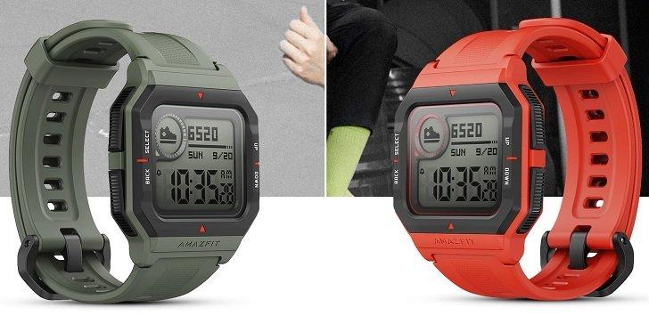 Huami представила умные часы Amazfit Neo
