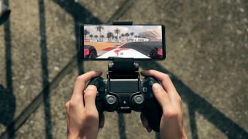 Промо-фото Sony Xperia 5 II: PlayStation, камера, звук и другое