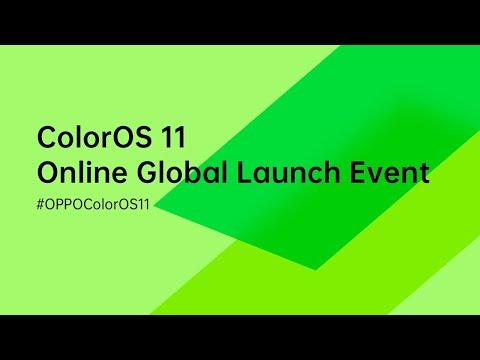 OPPO объявляют дату глобального лонч ColorOS 11