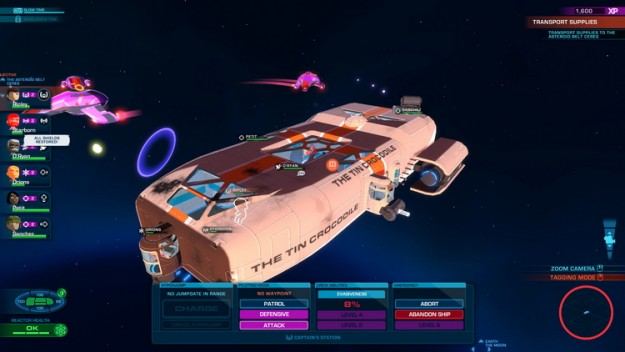 Симулятор Space Crew от создателей Bomber Crew выйдет на ПК, Xbox One, PS4 и Switch в октябре
