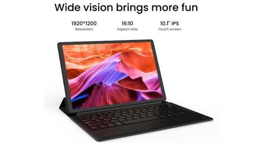Новый планшет от Chuwi HiPad X - поддержка 4G и стилус