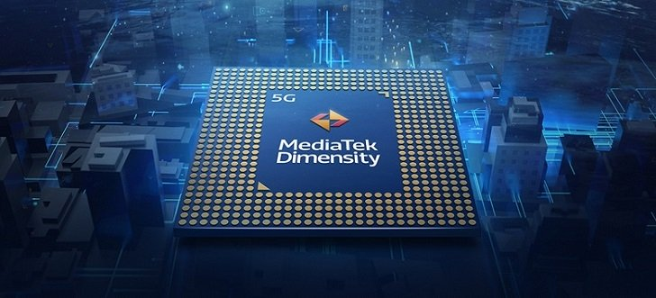MediaTek  представила 7-нм процессор Dimensity 1000C