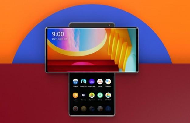 LG подтвердила, что Wing — это имя нового смартфона компании