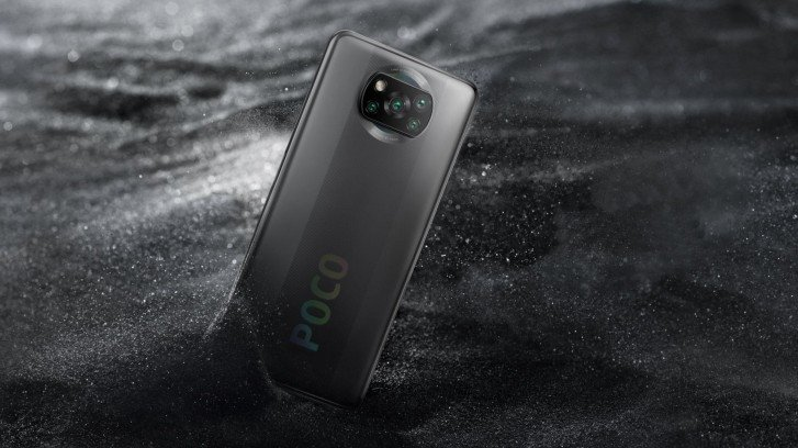 Xiaomi POCO X3 NFC представлен официально