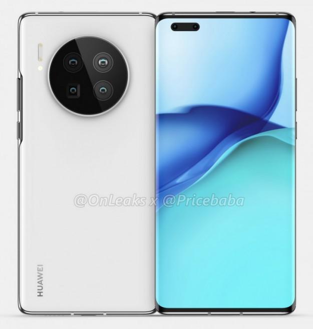 Новые детали по Huawei Mate 40 и Mate 40 Pro, на этот раз по камерам
