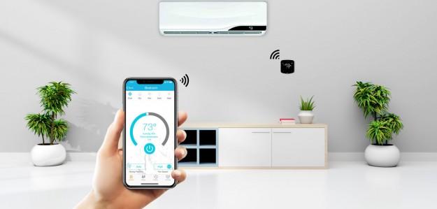 SMARTtech: Учимся управлять климатом и вентиляцией в квартире со смартфона