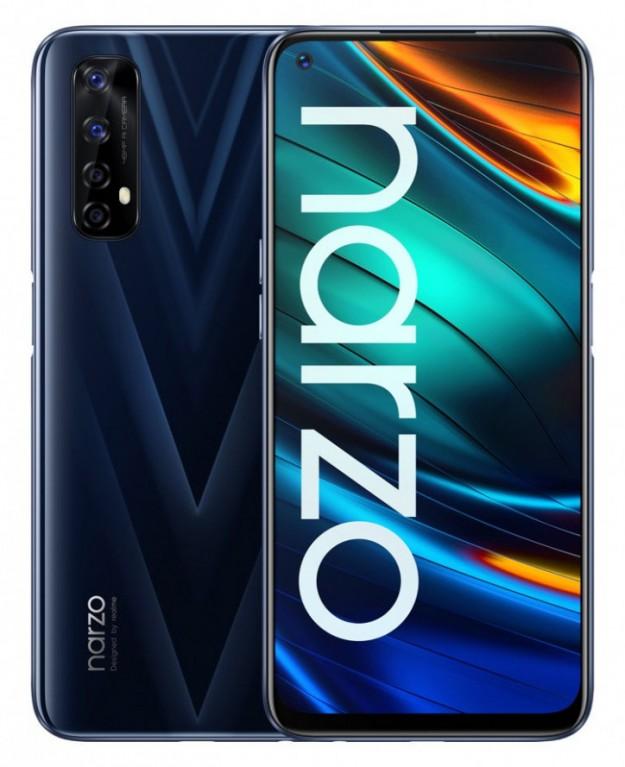 Анонс серии Realme Narzo 20 – доступность, автономность, стиль