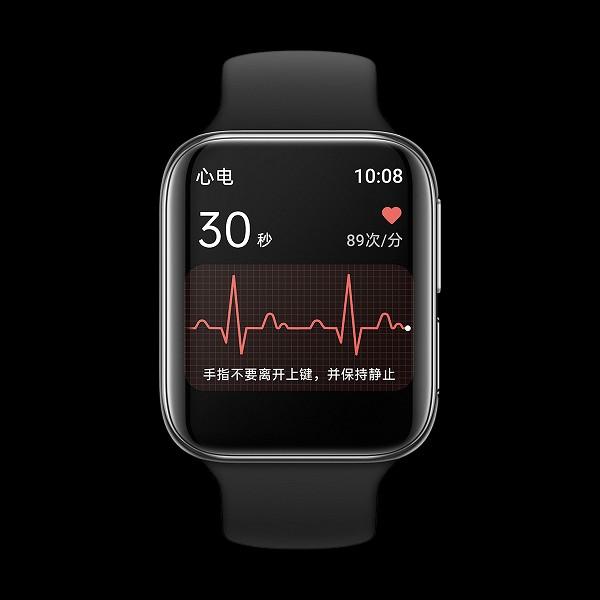 Представлена улучшенная версия популярных часов Oppo Watch
