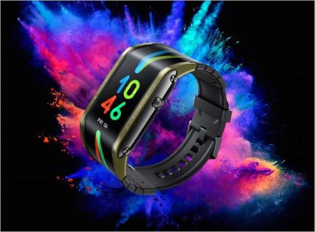 Смарт-часы Nubia Watch с необычным дизайном выйдут на глобальный рынок в октябре