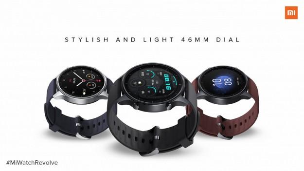 Представлены умные часы Xiaomi Mi Watch Revolve