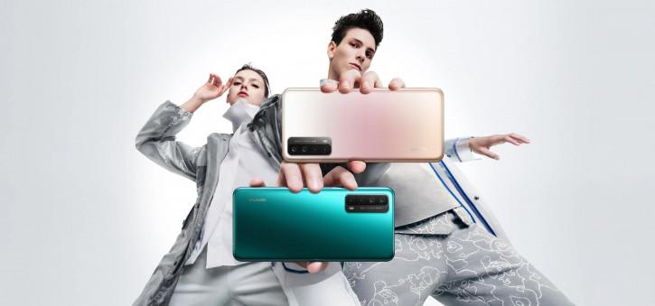 Анонс Huawei P Smart 2021 с чипсетом из 2018 и 5000 мАч