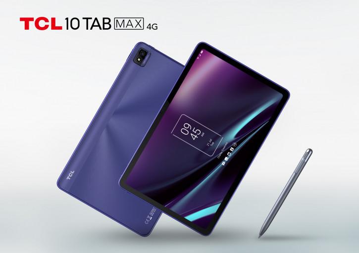 Анонс планшетов TCL 10 TABMAX, TABMID и инновационных экранов NXTPAPER