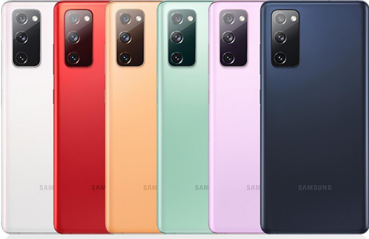 Samsung Galaxy S20 FE - первый, но не последний девайс в своем классе