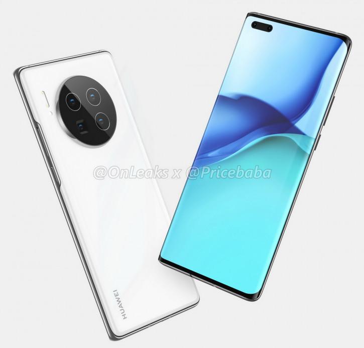 Первый тизер Huawei Mate 40 будет опубликован на следующей неделе