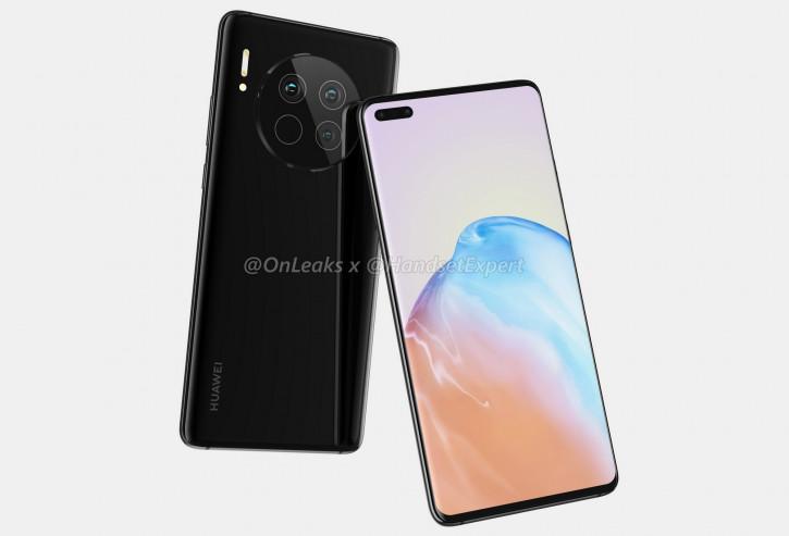 Релиз Huawei Mate 40 может не состояться в этом году