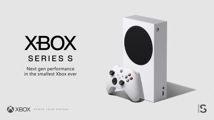 "Microsoft Xbox Series S: цена, дизайн и ""официальное"" видео"