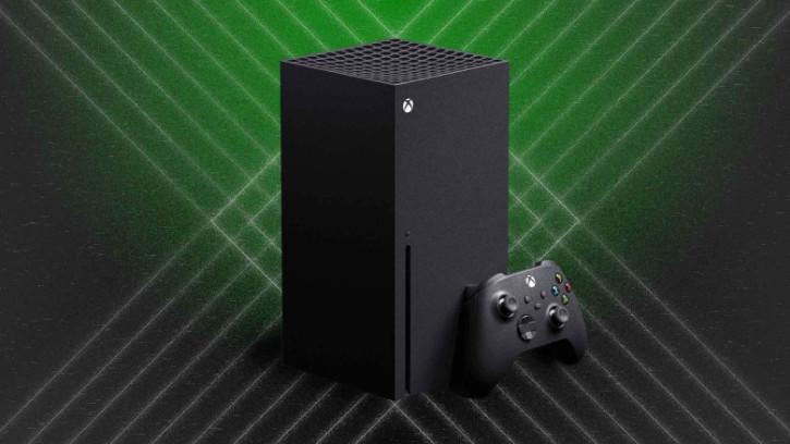 Первая скидка на новую консоль Xbox Series X на Tmall