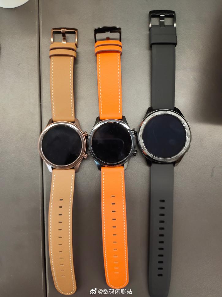 Первые умные часы Vivo Watch с 18 днями автономности на живых фото