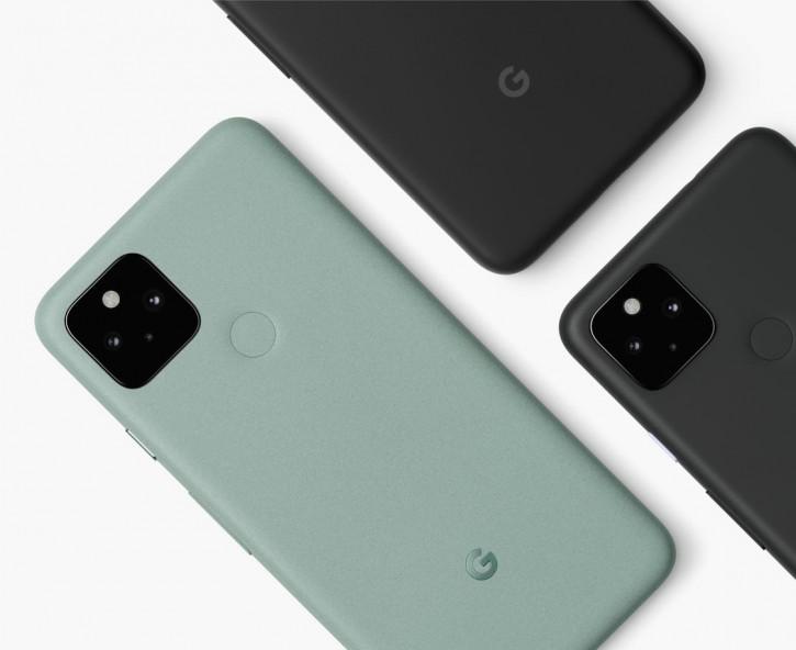 Анонс Google Pixel 5 - уже не флагман, все еще камерофон