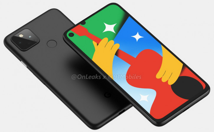 Вопрос об отличиях Google Pixel 4a 5G от Pixel 5 наконец закрыт