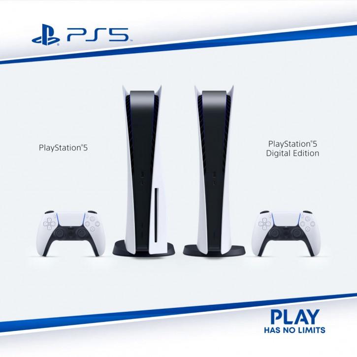Предзаказ на Sony PlayStation 5 в России открыт, но есть условие