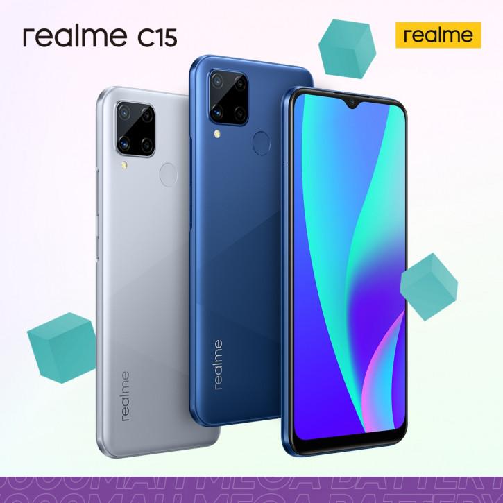 Лучшие смартфоны Realme со скидками до 7000 рублей на AliExpress Tmall