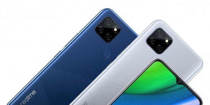 Realme V3 5G представлен официально