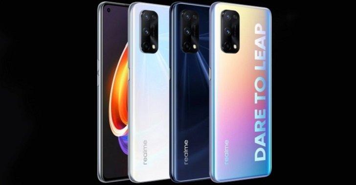 Realme X7 представлен официально