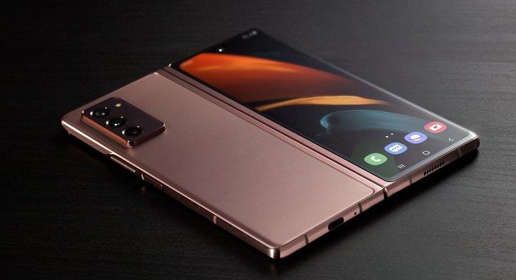 Samsung Galaxy Z Fold 2 представлен официально