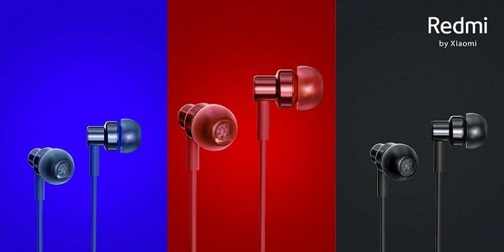 Xiaomi представила дешёвые проводные наушники