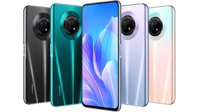 Huawei Enjoy 20 Plus 5G представлен официально
