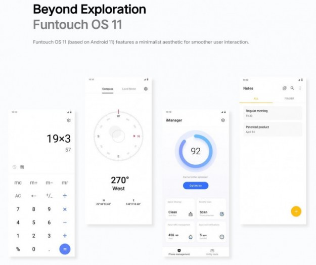 Vivo выпустила первый смартфон на Android 11, опередив Google