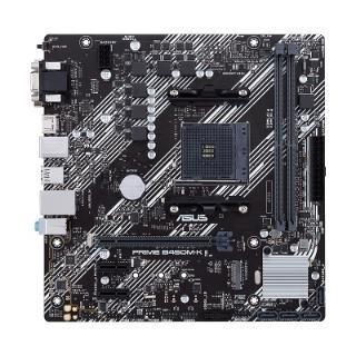 ASUS обновляет серию системных плат на базе чипсета B450