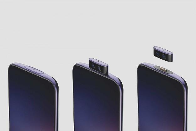 Vivo продолжает удивлять инновациями - представлен концепт первого смартфона со съемной камерой
