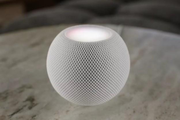 Apple представила HomePod mini – умную колонку-интерком
