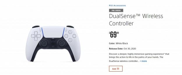 «Частичку» PlayStation 5 можно получить уже 30 октября. Аксессуары для консоли стартуют раньше