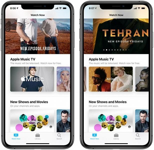 Apple запустила Music TV