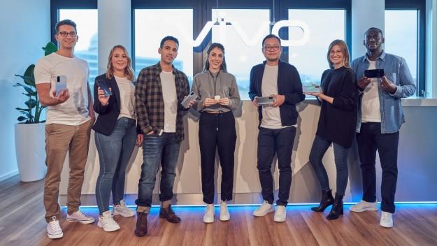 vivo расширяет бизнес в Европе