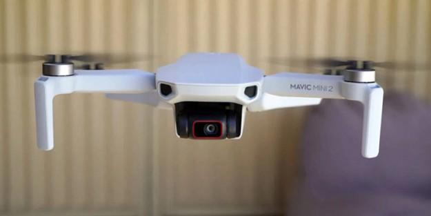 DJI скоро выпустит Mavic Mini 2 — компактный дрон с камерой 4K