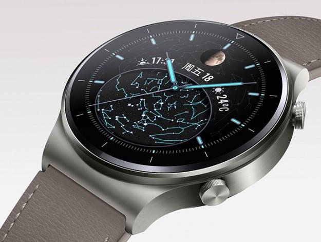Умные часы Huawei Watch GT 2 Pro официально получили поддержку HarmonyOS