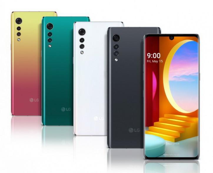 LG отдаст на аутсорс почти все свои смартфоны в 2021 году