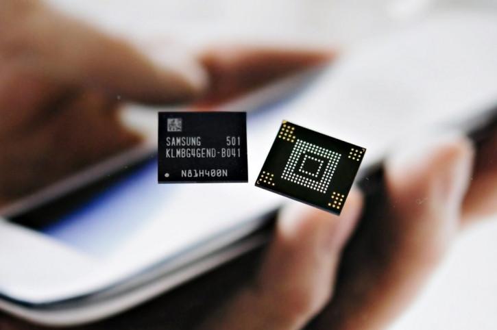 Ещё один чип Snapdragon теперь будет производиться Samsung