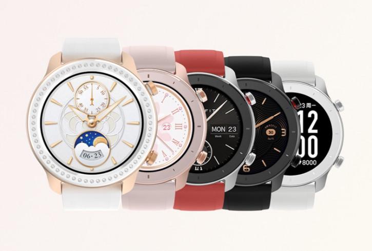 Флагманские умные часы Amazfit GTR с NFC доступны с крупной скидкой