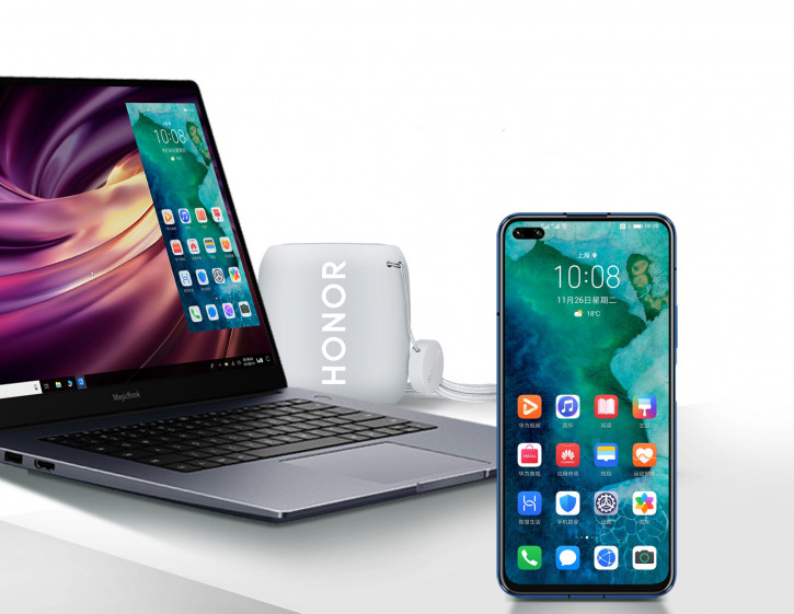 Honor V40 может оказаться лучше, чем Huawei Mate 40 Pro