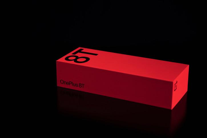 OnePlus показала коробку OnePlus 8T и рассказала о ее содержимом