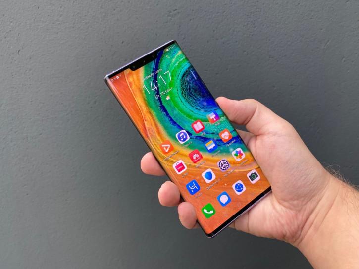 Корейцы пробили стену: Samsung сможет поставлять дисплеи Huawei