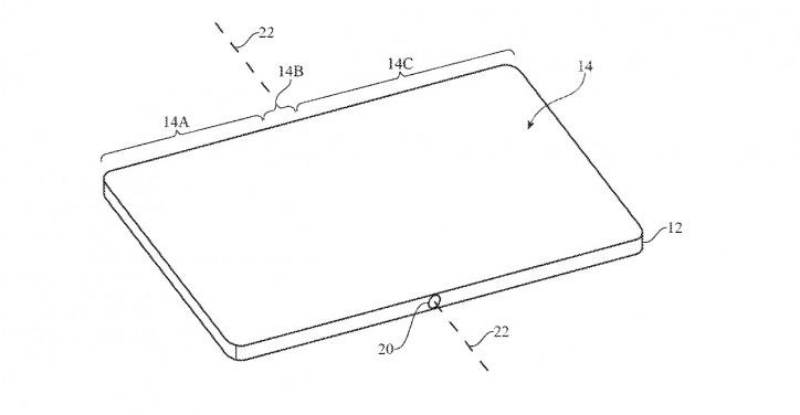 Самовосстанавливающийся экран на гибком iPad: патент убойной фишки